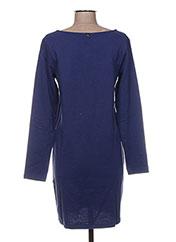 Robe mi-longue bleu BENETTON pour femme seconde vue