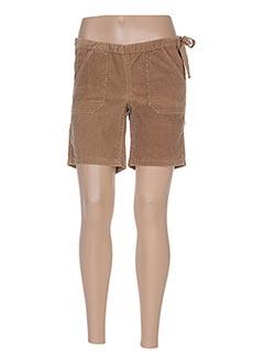 Produit-Shorts / Bermudas-Femme-SWILDENS