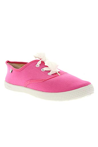 Baskets rose MTNG pour fille