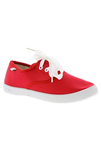 Baskets rouge MTNG pour fille