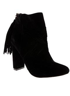 Bottines/Boots noir MOLLY BRACKEN pour femme