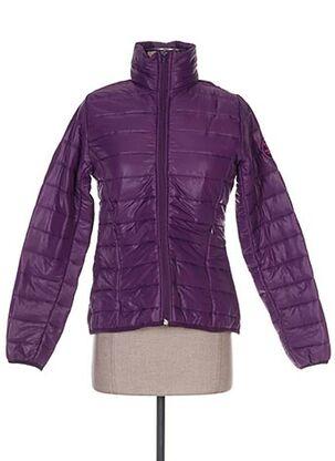 Doudoune violet AIRNESS pour femme