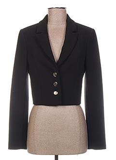 Veste chic / Blazer noir GUESS BY MARCIANO pour femme