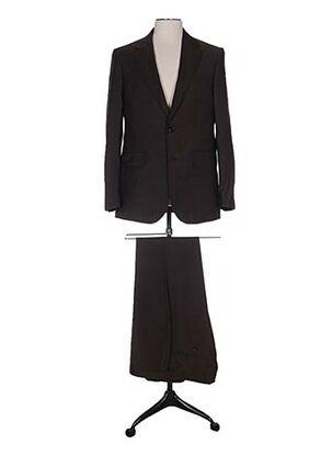 Costume de ville marron CERRUTI 1881 pour homme
