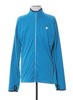 Veste casual bleu FILA pour homme
