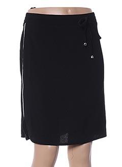 Jupe courte noir MULTIPLES pour femme