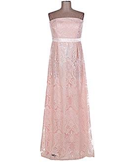 Robe longue rose VERA MONT pour femme