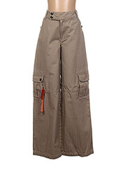 Pantalon casual beige CHIPIE pour fille seconde vue