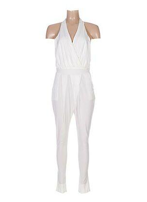 Combinaison blanc POUPÉE DE SOIE pour femme