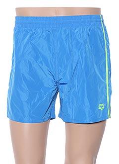 Short bleu ARENA pour homme