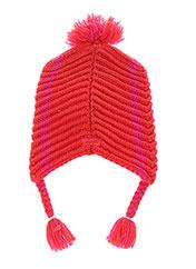 Bonnet orange CATIMINI pour fille seconde vue