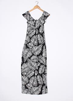 Robe longue noir AMUSE SOCIETY pour femme