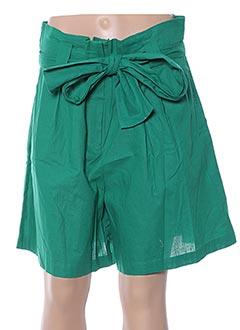 Produit-Shorts / Bermudas-Femme-COMPAÑIA FANTASTICA
