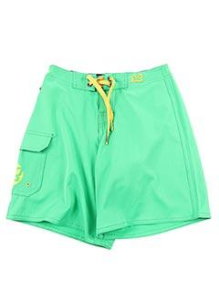 Short vert WAXX pour garçon