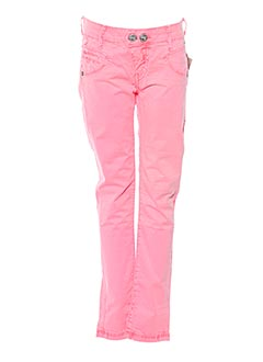 Jeans skinny rose CHIPIE pour fille