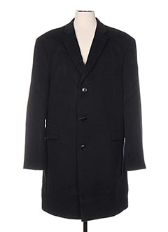Manteau long bleu GOLF & GREEN pour homme