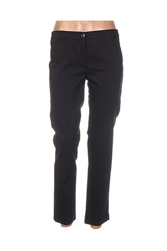 Pantalon casual noir ACCESS FASHION pour femme