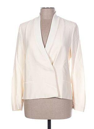 Veste casual beige FILIPPA K pour femme