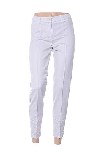 Pantalon casual gris FABIANA FILIPPI pour femme