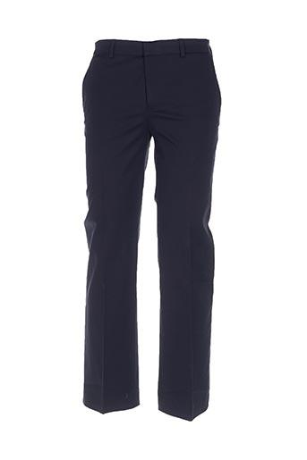 Pantalon 7/8 bleu FILIPPA K pour femme