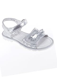 Sandales/Nu pieds gris CIAO pour fille