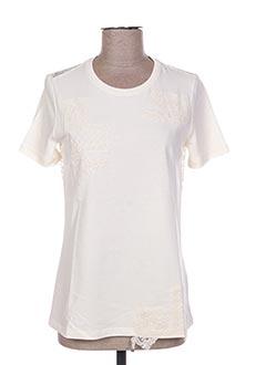 Produit-T-shirts-Femme-ERMANNO SCERVINO
