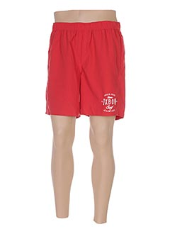 Short rouge OXBOW pour homme