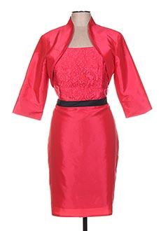 Veste/robe rouge NO LIMITS pour femme