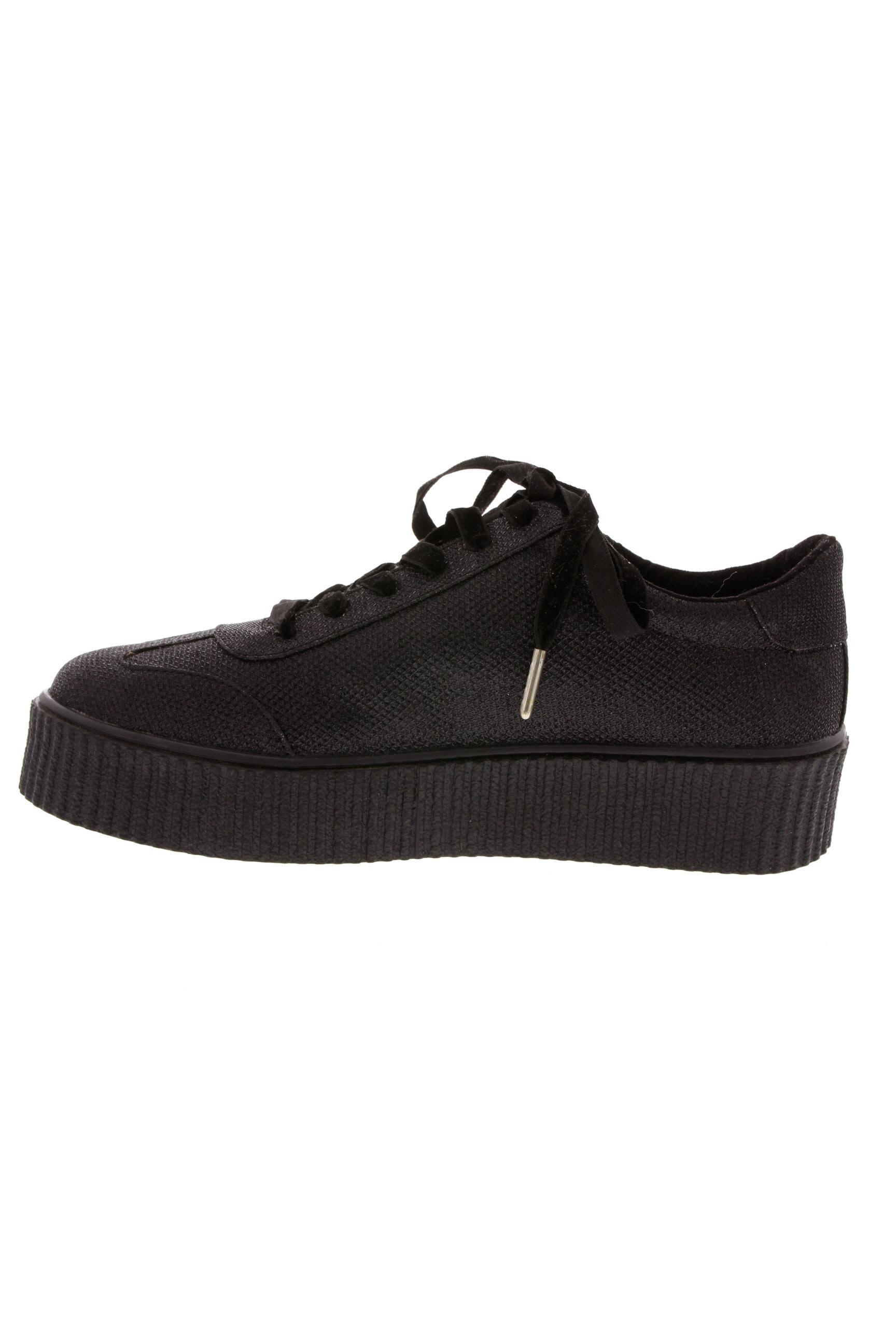 Gioseppo Baskets Femme De Couleur Noir En Soldes Pas Cher 1394851-noir00