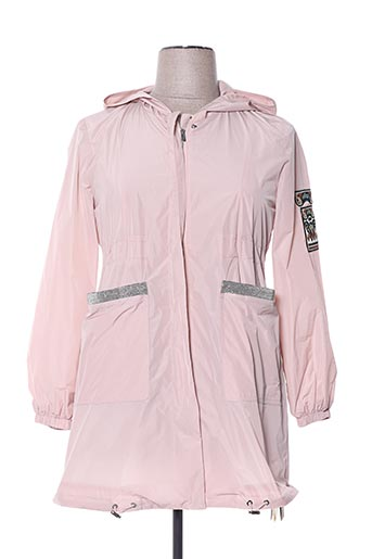 Imperméable/Trench rose INTERDEE pour femme