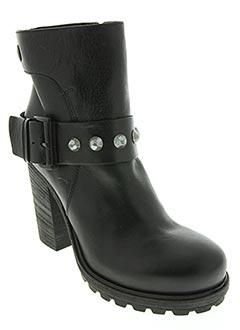 Bottines/Boots noir VIC pour femme