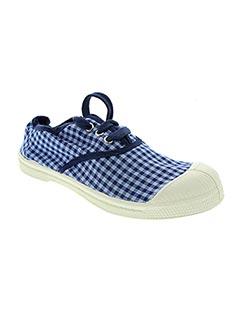 Baskets bleu BENSIMON pour garçon