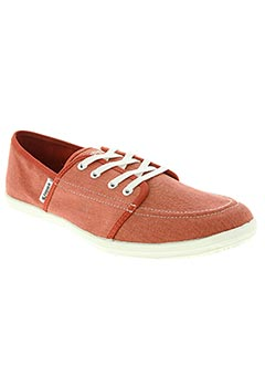 Baskets rouge FEIYUE pour homme