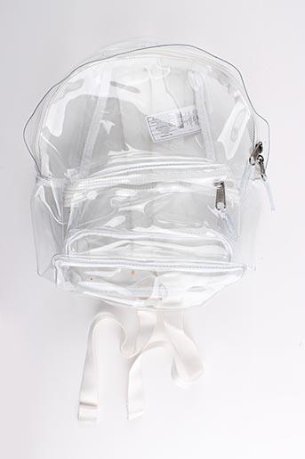 Sac à dos blanc EASTPAK pour femme