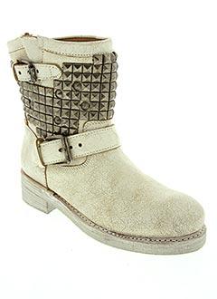 Bottines/Boots blanc ASH pour femme