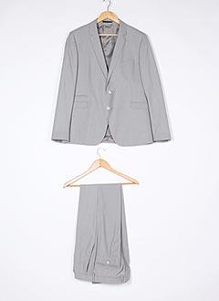 Costume de ville gris STRELLSON pour homme