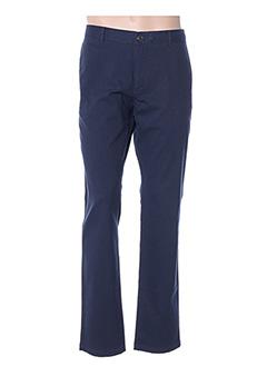 Pantalon casual bleu STRELLSON pour homme