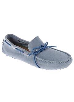 Mocassins bleu KENZO pour homme
