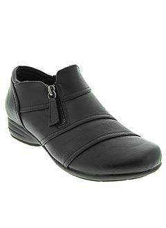 Bottines/Boots noir ANTONIO DOLFI pour femme