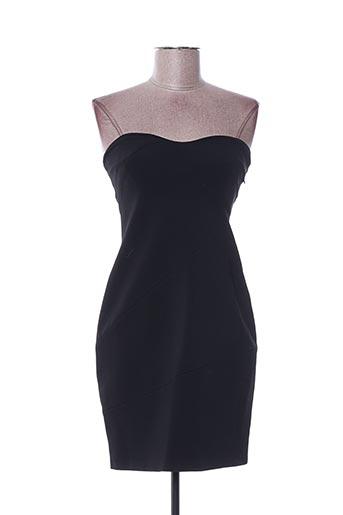 Robe courte noir BEL AIR pour femme