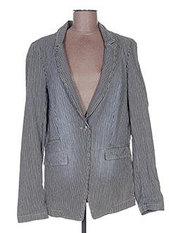 Veste chic / Blazer bleu H.EICH pour femme
