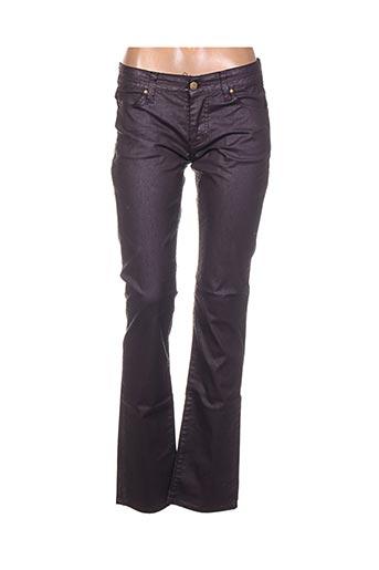Pantalon chic violet ACQUAVERDE pour femme