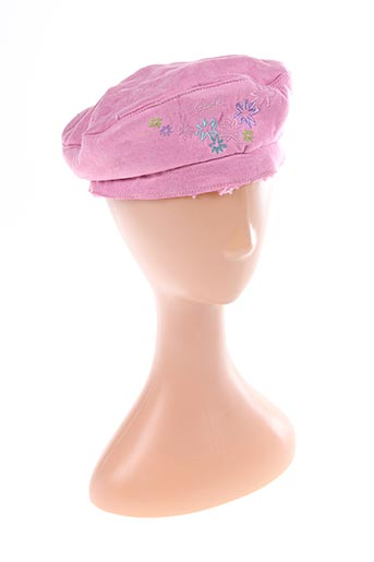Chapeau rose BARBIE pour fille