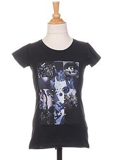 Produit-T-shirts-Fille-TEDDY SMITH