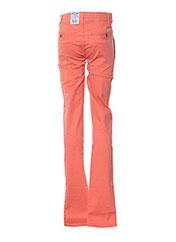 Pantalon casual orange GARCIA pour garçon seconde vue