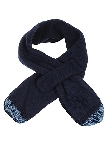 Echarpe bleu MAXIMO pour garçon
