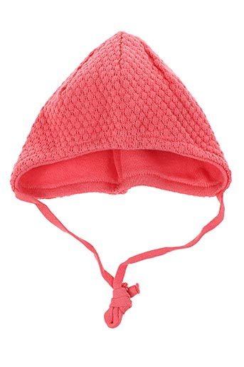 Bonnet rose ALANA pour fille