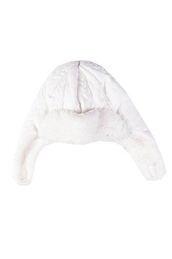 Bonnet beige MAXIMO pour fille