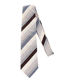 Cravate beige KENZO pour homme