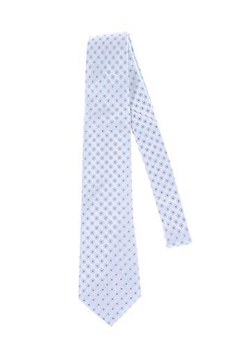 Cravate gris AUTHENTIQUE pour homme